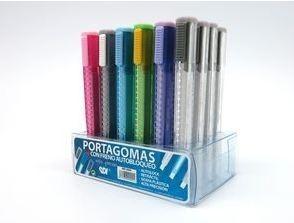 OFFICE BOX PORTAGOMAS CON FRENO AUTOBLOQUEO