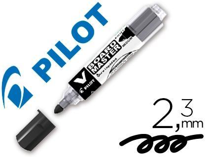 (52E) ROTULADOR PILOT VBOARD MASTER PARA PIZARRA BLANCA NEGRO TINTA LIQUIDA P95
