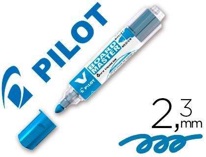 (52E) ROTULADOR PILOT VBOARD MASTER PARA PIZARRA BLANCA AZUL TINTA LIQUIDA P94