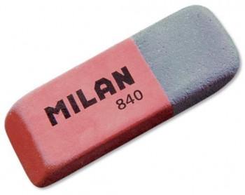 GOMA DE BORRAR MILAN 840 TINTA/LAPIZ