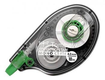 CINTA CORRECTORA TOMBOW 4,2 MM X 10 METROS