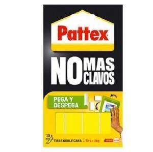 TIRAS PRECORTADAS PATTEX NO MAS CLAVOS