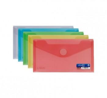 SOBRE OFFICE BOX CIERRE DE VELCRO RECIBOS 225X125MM