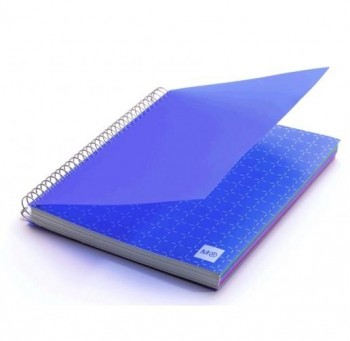 CUADERNO MIQUELRIUS NOTE BOOK CANDY CODE PP A4 140H