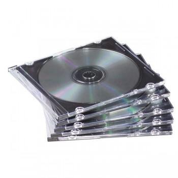 CAJA PARA CD SLIM FELLOWES