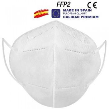 MASCARILLA FFP2 KN95 ESPAÑA