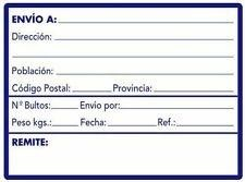 ROLLO DE ETIQUETAS PRYSE