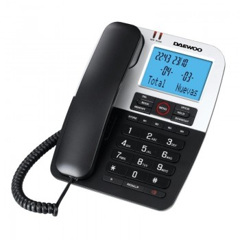 TELÉFONO FIJO DTC-410 DAEWOO