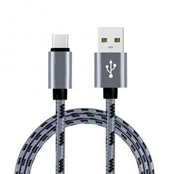 CABLE USB TYPE-C 2 METROS