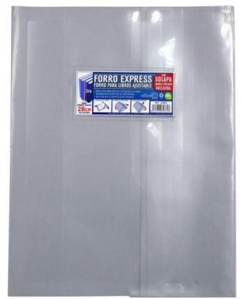 OFFICE BOX FORRO EXPRESS AJUSTABLE PARA LIBROS DE 22 CM A-5