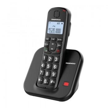 TELÉFONO INALÁMBRICO DTD-7200B  DAEWOO