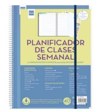 PLANIFICADOR CLASES 230X310 SV 19-20 FINOCAM