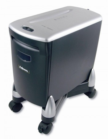 SOPORTE FELLOWES PARA CPU O DESTRUCTORA EXTENSIBLE CON RUEDAS