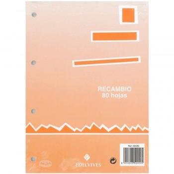 RECAMBIO TAMAÑO CUARTO Nº 46 EDELVIVES