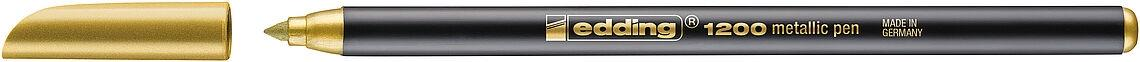 (20T) ROTULADOR EDDING 1200-053 METALICO ORO