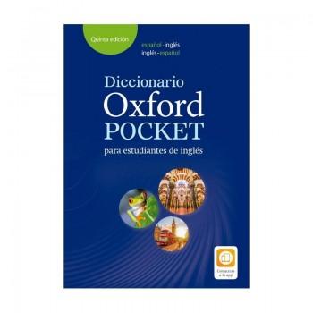 DICCIONARIO DE INGLES POCKET OXFORD
