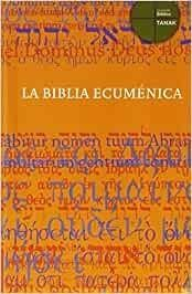 LA BIBLIA ECUMENICA  EDELVIVES