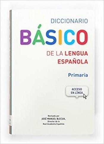 DICCIONARIO BÁSICO RAE SM
