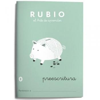 CUADERNO RUBIO CUADERNOS PREESCRITURA 0. RUBIO