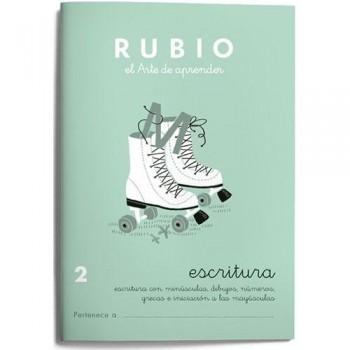 CUADERNO RUBIO CUADERNOS ESCRITURA 2. RUBIO
