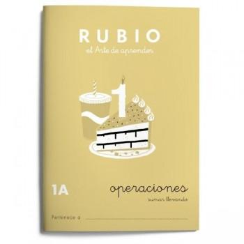 CUADERNO RUBIO CUADERNOS OPERACIONES 1-A. RUBIO