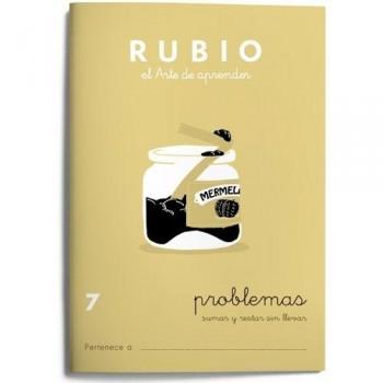 CUADERNO RUBIO CUADERNOS PROBLEMAS 7. RUBIO