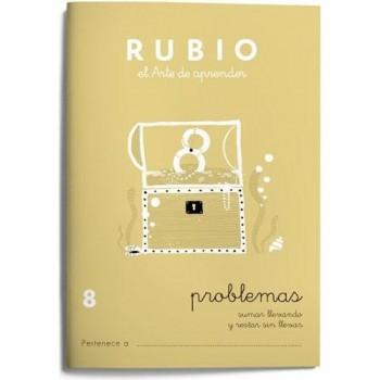 CUADERNO RUBIO CUADERNOS PROBLEMAS 8. RUBIO