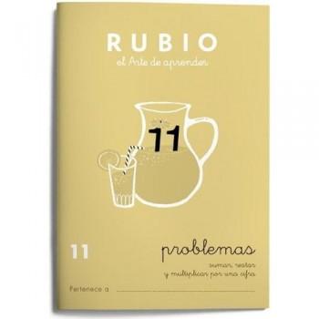 CUADERNO RUBIO CUADERNOS PROBLEMAS 11. RUBIO