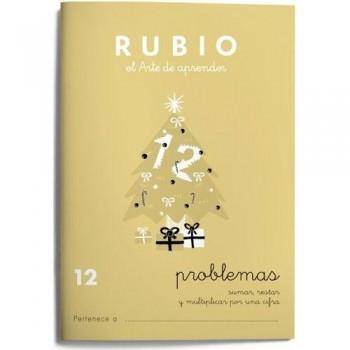 CUADERNO RUBIO CUADERNOS PROBLEMAS 12. RUBIO