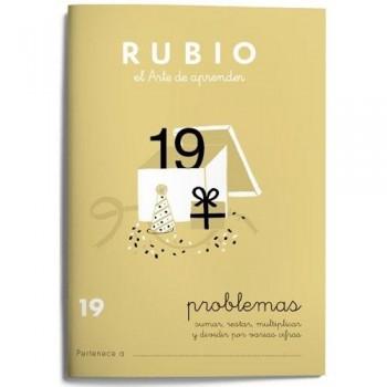 CUADERNO RUBIO CUADERNOS PROBLEMAS 19. RUBIO