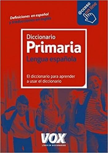 DICCIONARIO LAROUSSE PRIMARIA LENGUA ESPAÑOLA