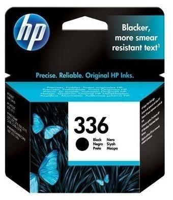 CARTUCHO HP INKJET 336 NEGRO C9362E ORIGINAL