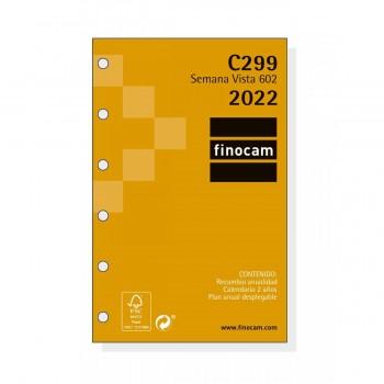 RECAMBIO ANUAL 2022 FINOCAM S/V