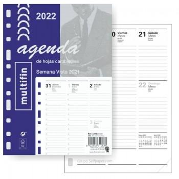 RECAMBIO ANUAL 2022 FINOCAM 155X215 S/V