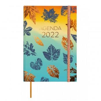 AGENDA ANUAL 2022 FINOCAM BERLIN 145X210X13 S/V HOJAS