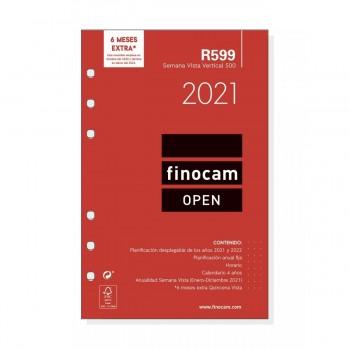 RECAMBIO ANUAL FINOCAM R599 117X181 SV 2021