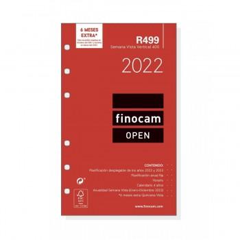 RECAMBIO ANUAL 2022 FINOCAM 91X152 S/V R499