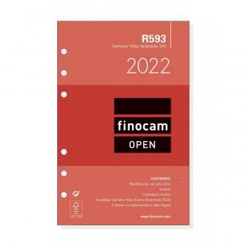 RECAMBIO ANUAL 2022 FINOCAM 117X181 S/V AP R593