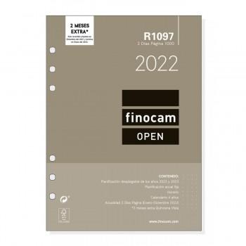 RECAMBIO ANUAL 2022 FINOCAM 155X215 2D/P R1097