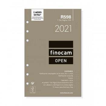 RECAMBIO ANUAL FINOCAM R598 117X181 1DP 2021