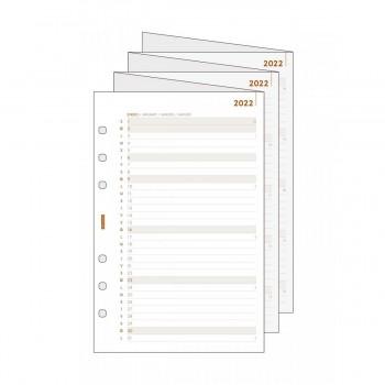 RECAMBIO PLANIFICADOR DESPLEGABLE 2022 FINOCAM 117X181 R596