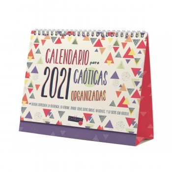 CALENDARIO SOBREMESA 2021 FINOCAM  21X15 TALKUAL