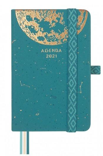 AGENDA SEMANA VISTA  DESIGN MOON 82X127