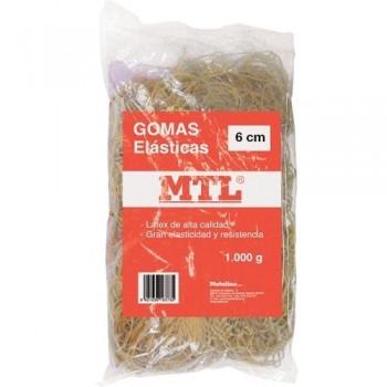 GOMAS ELASTICA LOW COST BOLSA 1KG