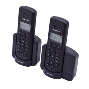 TELÉFONO INALÁMBRICO DTD-1350 DUO DAEWOO