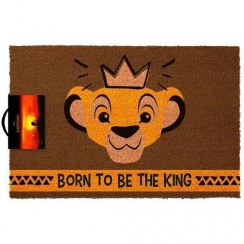 FELPUDO DISNEY EL REY LEON BORN TO BE THE KING