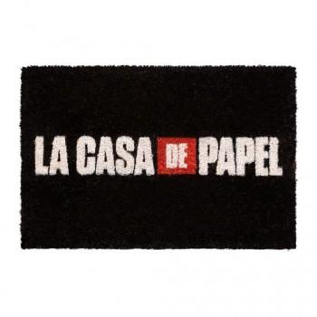 FELPUDO LA CASA DE PAPEL