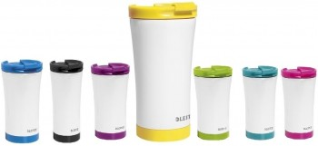 TAZA TRAVEL TERMICA LEITZ WOW DIFERENTES COLORES