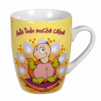 TAZA  ANTE TODO MUCHA CALMA