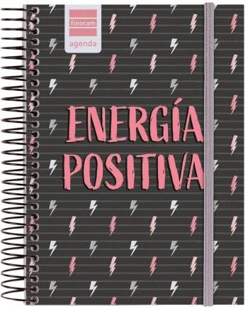 AGENDA ESCOLAR 20-21 ESPIRAL ENERGIA FINOCAM